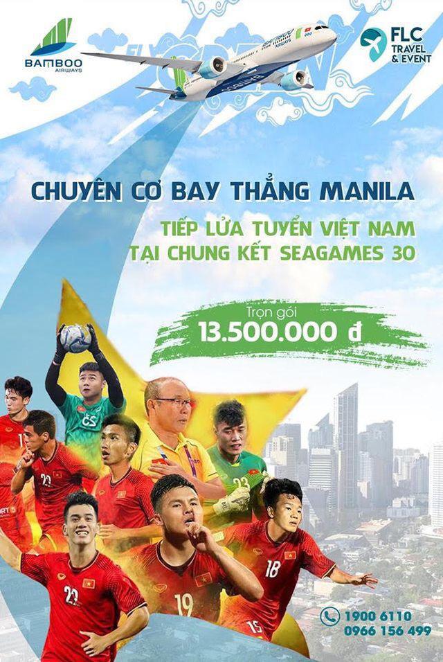 Bamboo Airways tặng 01 năm bay miễn phí cho đội tuyển bóng đá nam, bóng đá nữ Việt Nam và ban huấn luyện tham dự SEA Games 30 - Ảnh 2.