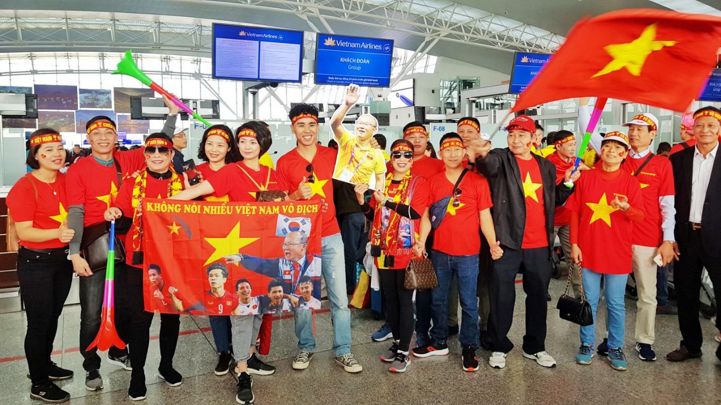 Bamboo Airways tặng 01 năm bay miễn phí cho đội tuyển bóng đá nam, bóng đá nữ Việt Nam và ban huấn luyện tham dự SEA Games 30 - Ảnh 3.