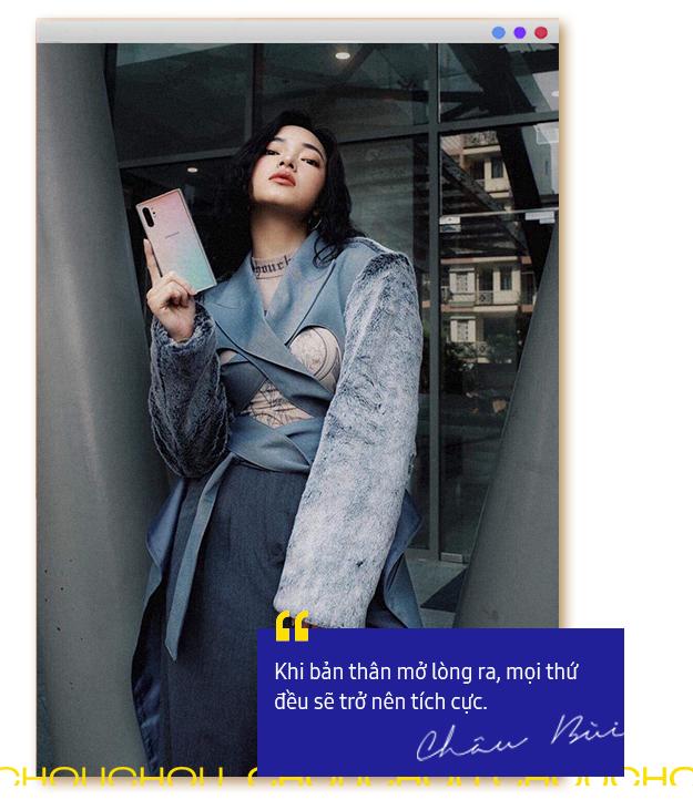 """Hành trình từ số 0 trở thành fashionista đình đám của Châu Bùi: """"Những thứ bị mọi người chê cười càng thôi thúc mình cố gắng hoàn thiện"""" - Ảnh 8."""