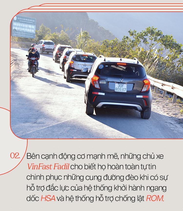 """Những """"vũ khí"""" lợi hại giúp gần 100 xe VinFast chinh phục Hà Giang - Ảnh 3."""