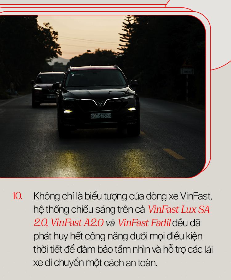 """Những """"vũ khí"""" lợi hại giúp gần 100 xe VinFast chinh phục Hà Giang - Ảnh 11."""