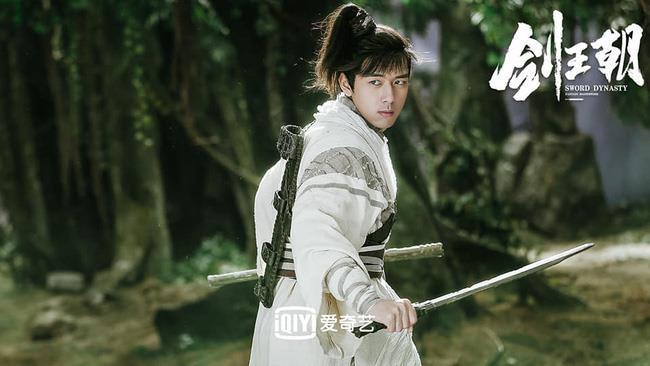 """Bom tấn """"Kiếm Vương Triều"""" chính thức ra mắt khán giả Việt trên ứng dụng VieON - Ảnh 2."""