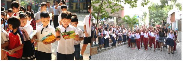 """Nhìn lại hành trình """"xanh"""" vẽ nên những nụ cười đầy ý nghĩa của Bridgestone cho học sinh tiểu học - Ảnh 2."""