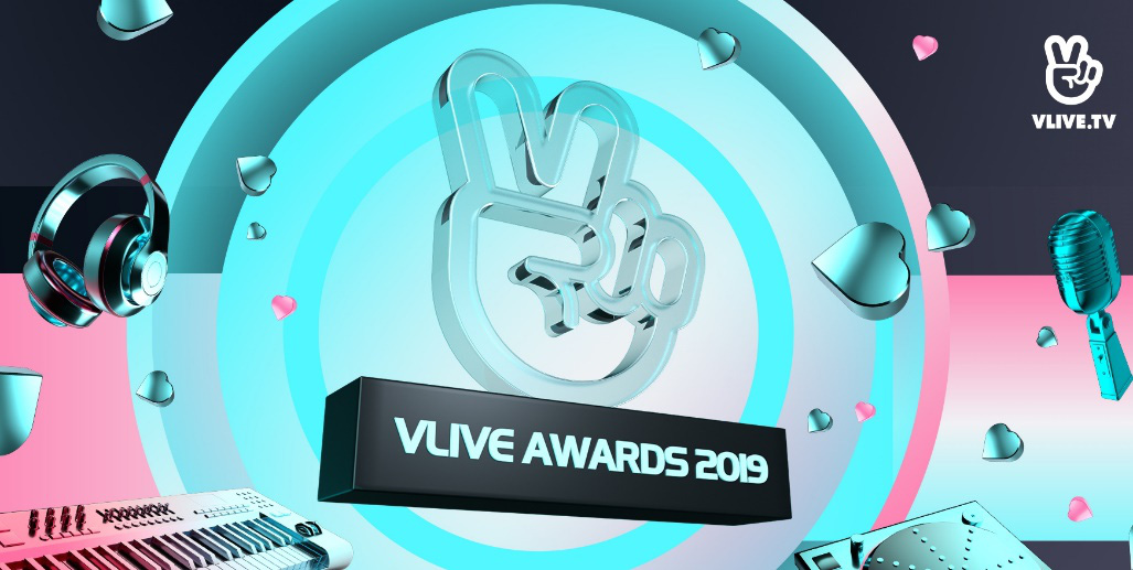 Cổng bình chọn Vlive Awards 2019 đã mở, fandom được đề cử tại một Lễ trao giải danh giá cuối năm - Ảnh 1.