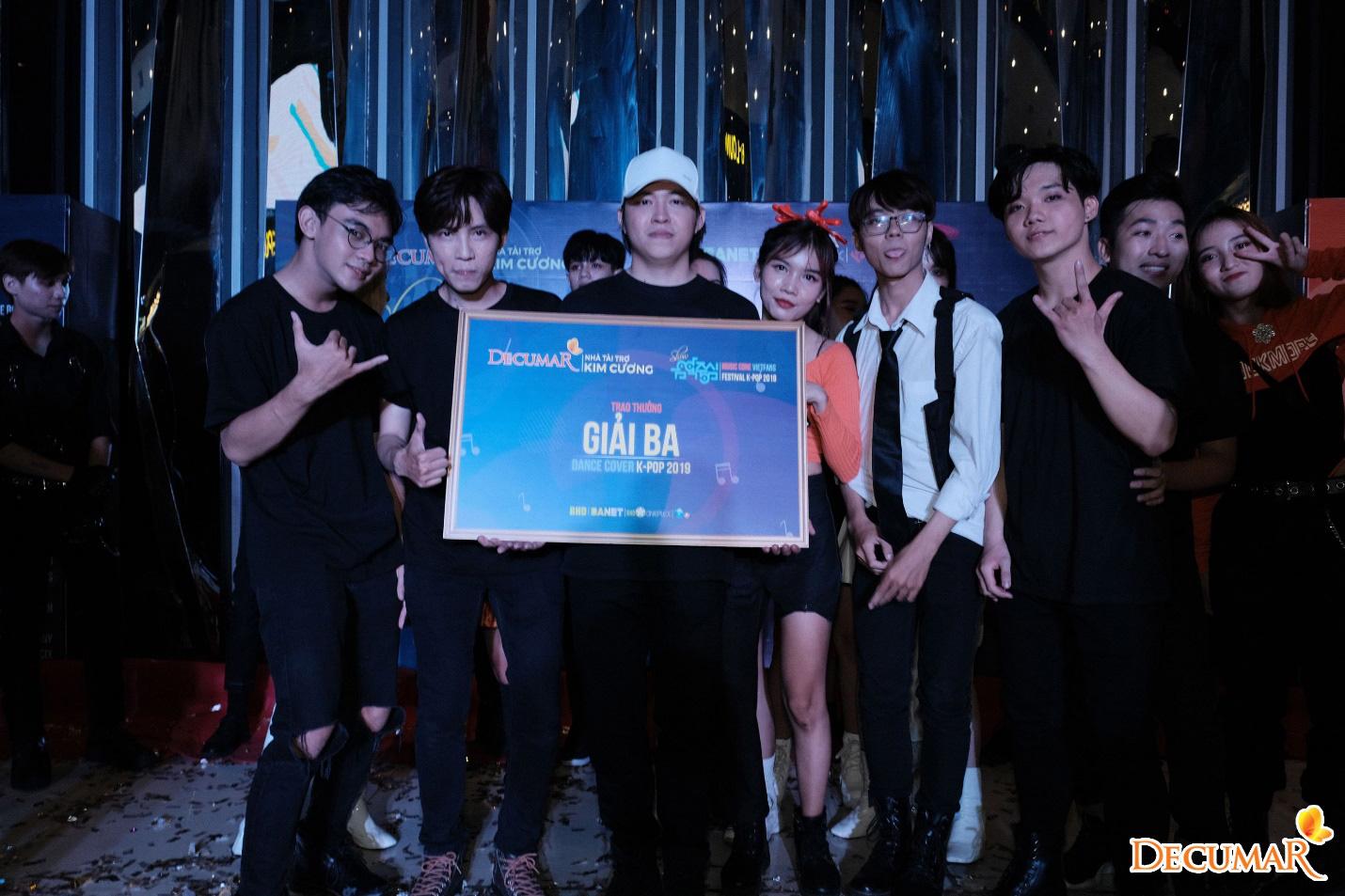 Hàng loạt nhóm nhảy quẩy hết mình tại sự kiện Music Core Vietfans Festival K-POP 2019 - Ảnh 2.