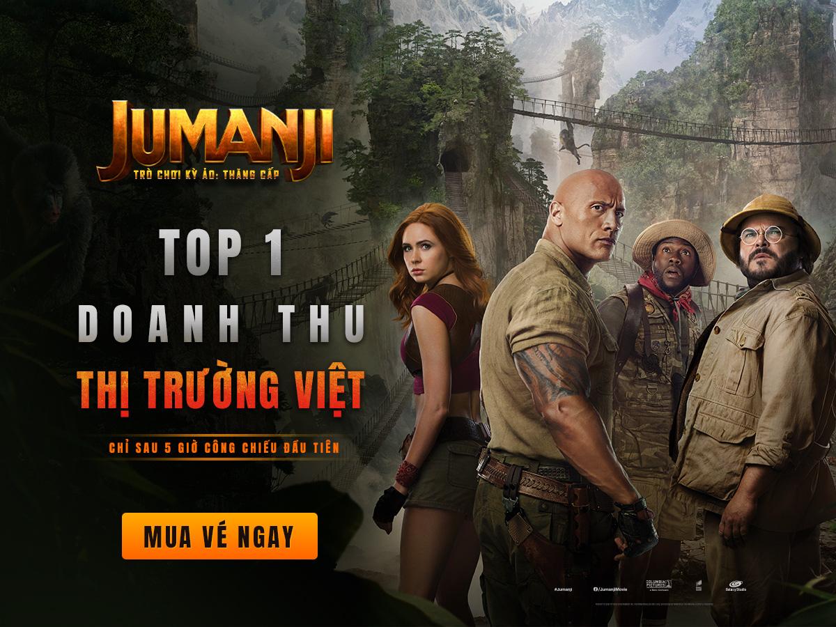 Jumanji: The Next Level - Kinh nghiệm xương máu trước khi khám phá Jumanji - Ảnh 1.