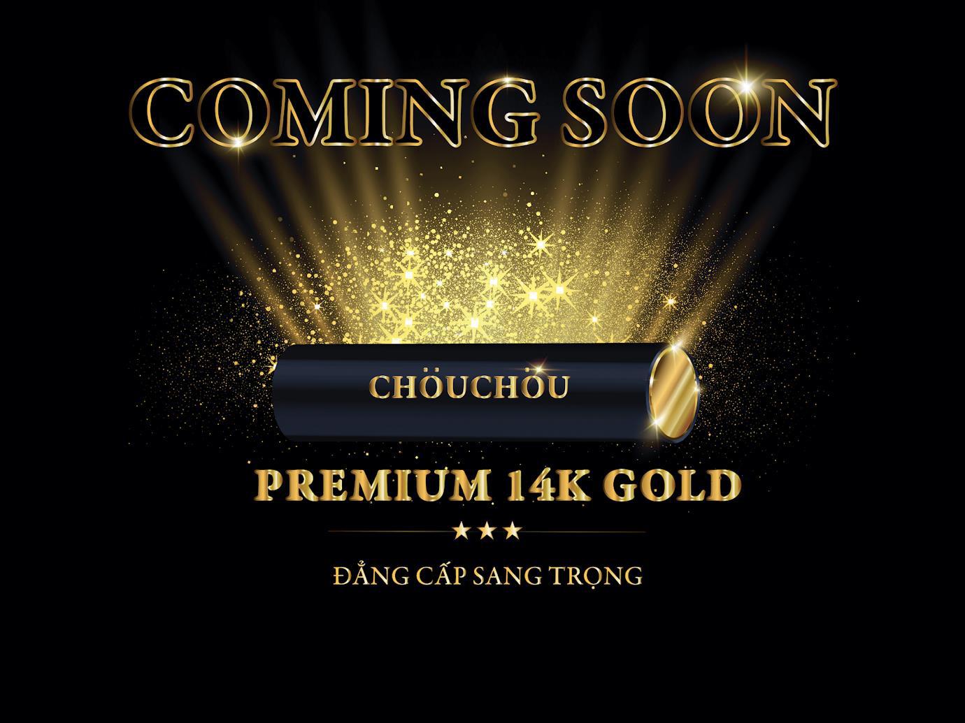 ChouChou ra mắt dòng son mạ vàng Premium Matte 14k Gold Edition chinh phục các beauty blogger khó tính - Ảnh 2.