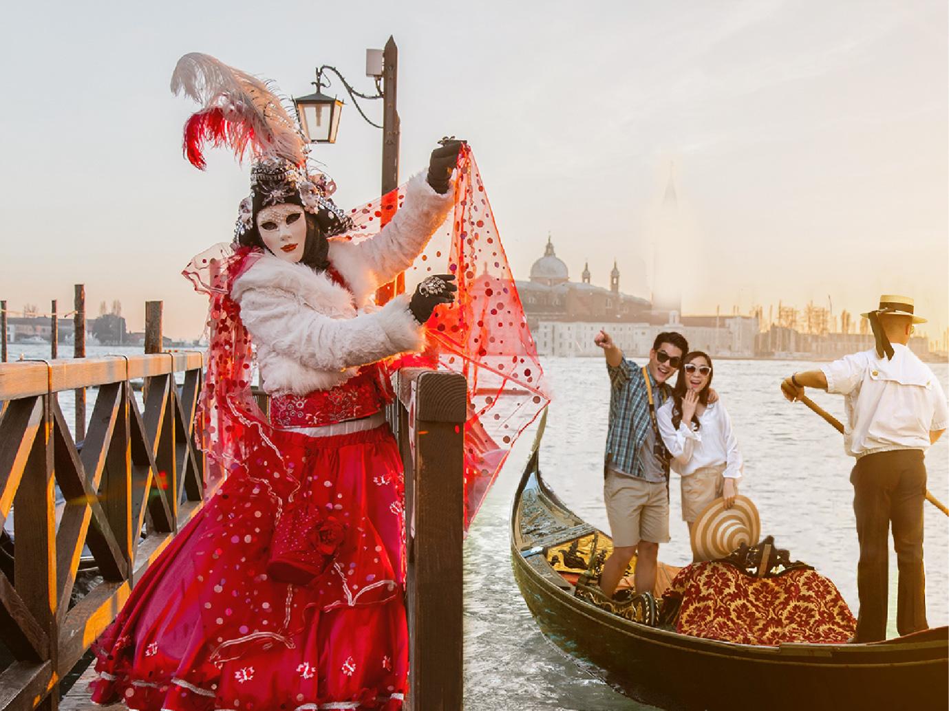Một ngày du ngoạn Italia đầy màu sắc, tận hưởng đại tiệc âm thanh và ánh sáng Sống Như Ý - Ảnh 4.