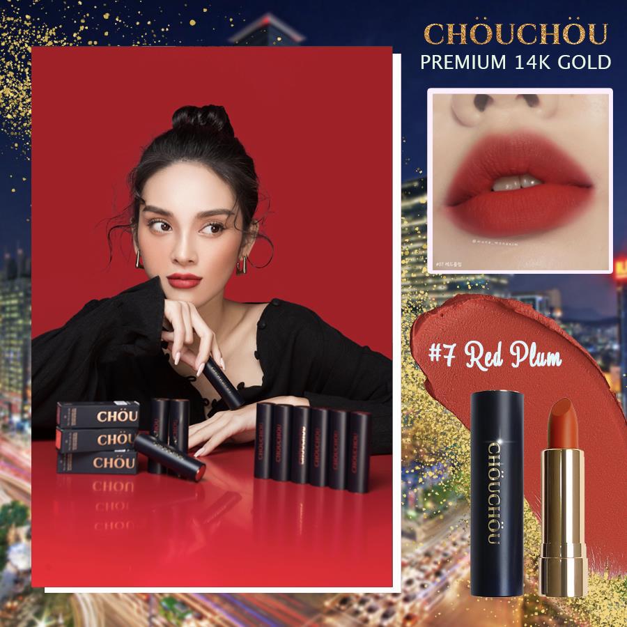 ChouChou ra mắt dòng son mạ vàng Premium Matte 14k Gold Edition chinh phục các beauty blogger khó tính - Ảnh 11.