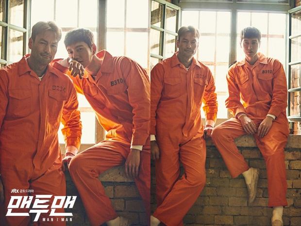 Hội mê trai đẹp sắp thỏa sức ngắm nam tài tử Park Hae Jin hóa thân điệp viên siêu ngầu - Ảnh 2.