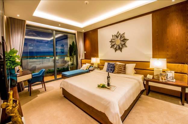 Ấn tượng căn hộ mẫu dự án Aria Đà Nẵng Hotel & Resort - Ảnh 1.