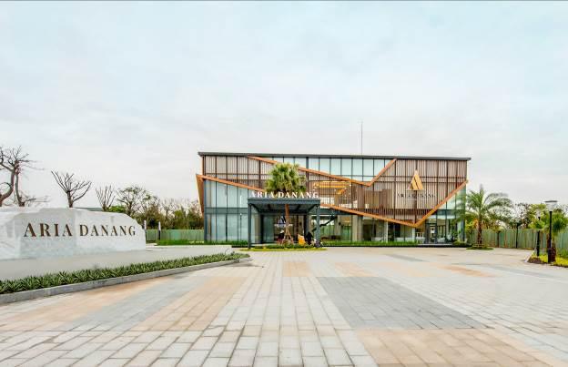 Ấn tượng căn hộ mẫu dự án Aria Đà Nẵng Hotel & Resort - Ảnh 2.