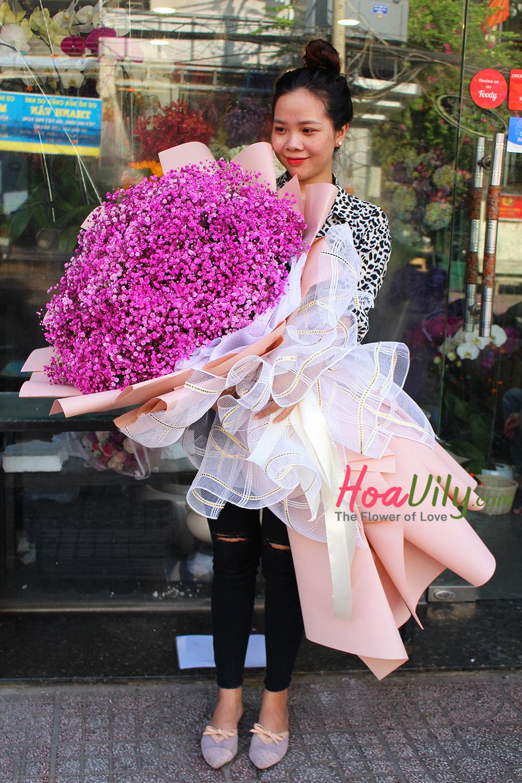 Khiến nàng ngất ngây với 5 mẫu hoa sinh nhật độc lạ của Hoavily - Ảnh 3.