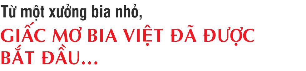 Từ một xưởng bia nhỏ đến tổng công ty hàng đầu Việt Nam: Chuyện chưa biết về một thương hiệu Việt - Ảnh 1.