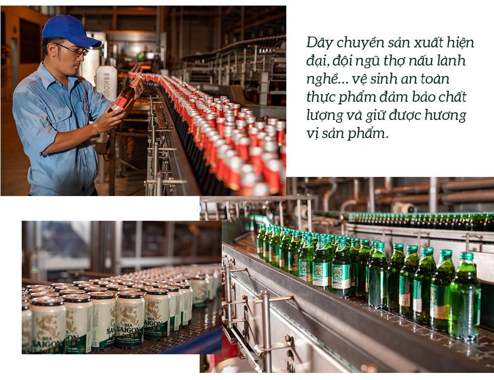Từ một xưởng bia nhỏ đến tổng công ty hàng đầu Việt Nam: Chuyện chưa biết về một thương hiệu Việt - Ảnh 5.