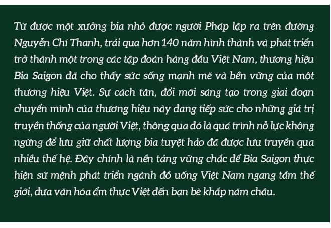 Từ một xưởng bia nhỏ đến tổng công ty hàng đầu Việt Nam: Chuyện chưa biết về một thương hiệu Việt - Ảnh 8.