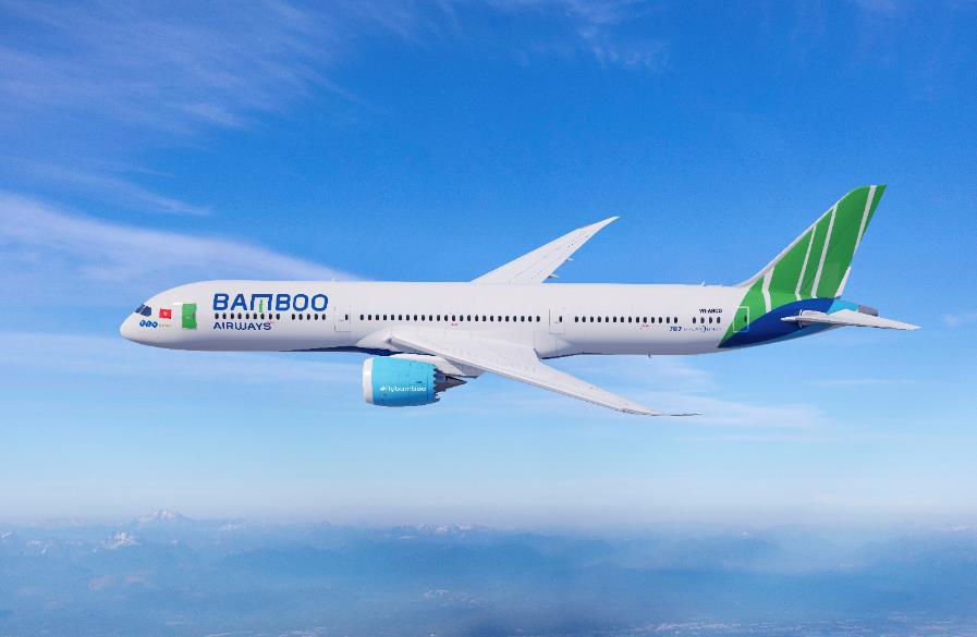 Bamboo Airways bất ngờ hé lộ tên riêng đặt cho máy bay Boeing 787-9 Dreamliner đầu tiên của hãng - Ảnh 2.