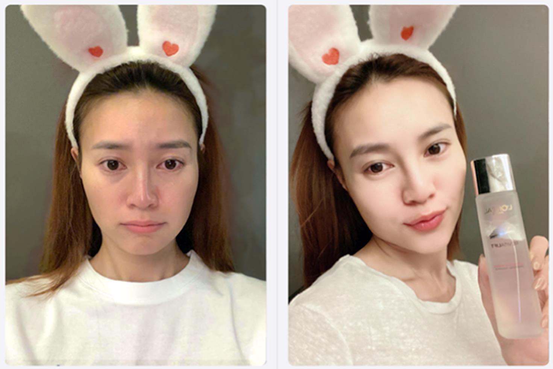 Lan Ngọc và loạt beauty blogger Việt rủ nhau khoe mặt mộc đỉnh khiến ai cũng trầm trồ - Ảnh 1.
