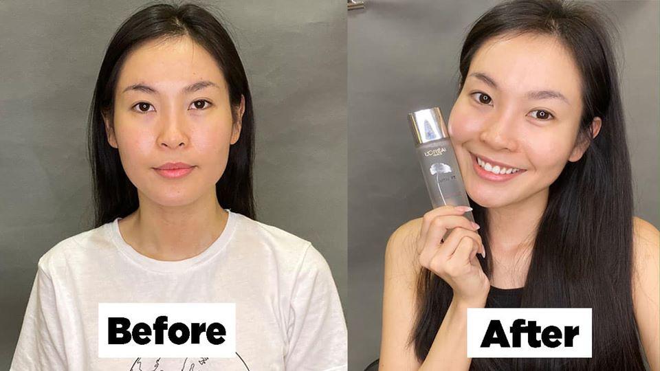 Lan Ngọc và loạt beauty blogger Việt rủ nhau khoe mặt mộc đỉnh khiến ai cũng trầm trồ - Ảnh 4.