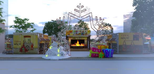 Gợi ý địa điểm check-in lung linh mùa Noel lại còn được gặp dàn sao nặng ký như Sơn Tùng M-TP, Tóc Tiên, Đông Nhi - Ảnh 1.