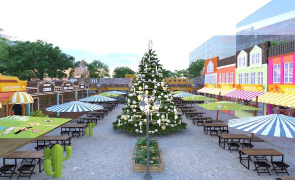Gợi ý địa điểm check-in lung linh mùa Noel lại còn được gặp dàn sao nặng ký như Sơn Tùng M-TP, Tóc Tiên, Đông Nhi - Ảnh 2.
