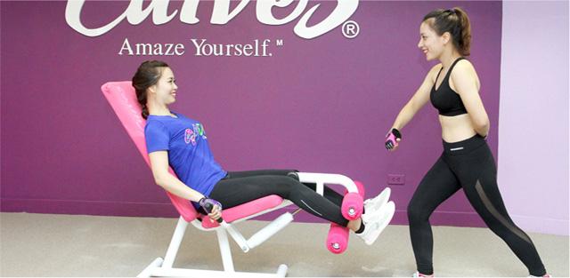 Khám phá xu hướng tập gym mới của phụ nữ ngày nay - Ảnh 1.