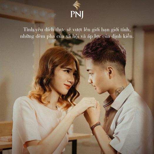Vượt lên khỏi một thương hiệu bán lẻ, PNJ trở thành biểu tượng của lập trường riêng biệt về tình yêu - Ảnh 2.