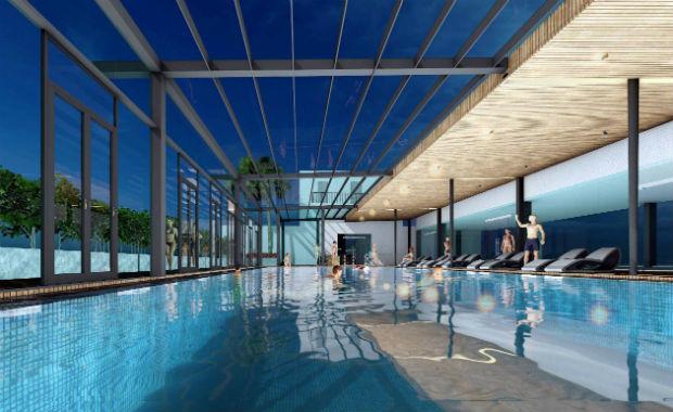 Khám phá 5 điểm khác biệt của dự án Apec Aqua Park Bắc Giang - Ảnh 2.