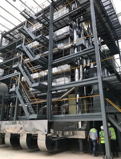 DDG đầu tư dự án cung cấp nhiệt Nhà máy bia Heineken Việt Nam - Vũng Tàu - Ảnh 1.