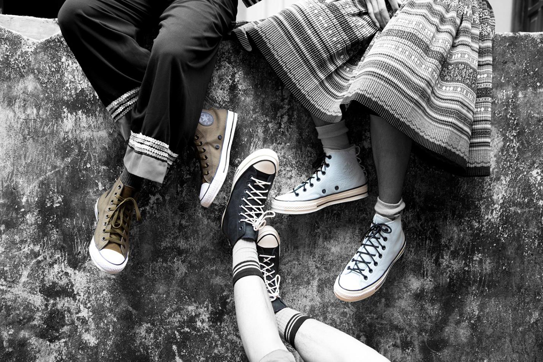 Chỉ bằng đôi giày, Converse VN từ xây dựng văn hóa chơi giày đến đóng góp cải thiện điều kiện di chuyển cho xã hội - Ảnh 2.