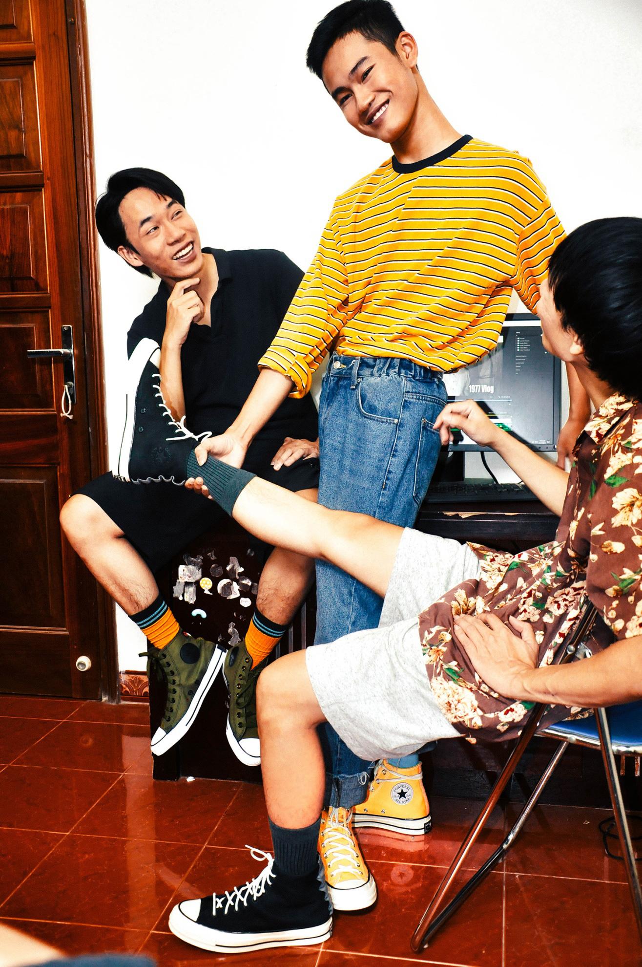 Chỉ bằng đôi giày, Converse VN từ xây dựng văn hóa chơi giày đến đóng góp cải thiện điều kiện di chuyển cho xã hội - Ảnh 3.