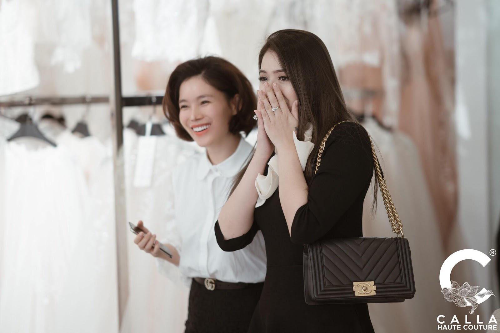 """Calla Haute Couture For Linh Chi - Điều kỳ diệu mang tên """"nàng thơ xứ Huế"""" - Ảnh 5."""