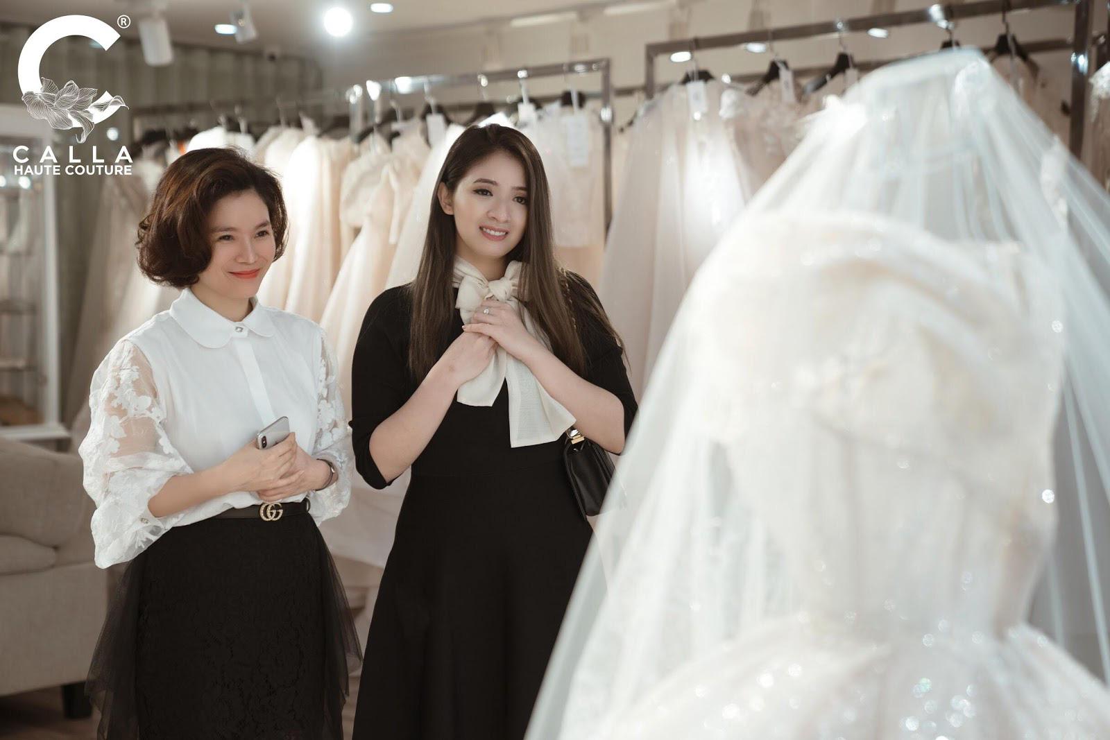 """Calla Haute Couture For Linh Chi - Điều kỳ diệu mang tên """"nàng thơ xứ Huế"""" - Ảnh 9."""