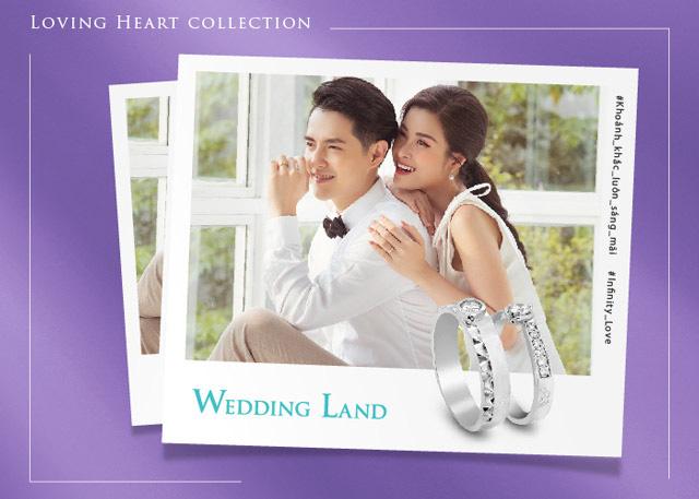 """Xu hướng nhẫn kim cương 99 giác cắt lên ngôi ghi dấu """"Khoảnh khắc luôn sáng mãi"""" của các cặp đôi - Ảnh 9."""