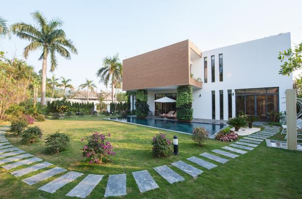 """Lakeview Villa, không gian nghỉ dưỡng phiên bản của """"biệt thự nghỉ dưỡng ven hồ"""" - Ảnh 1."""