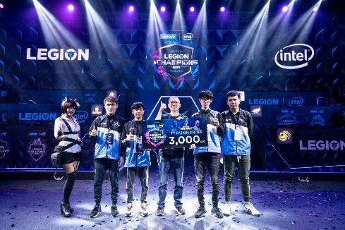 Các ngôi sao gaming tỏa sáng tại đấu trường khu vực Châu Á – Thái Bình Dương do Lenovo và Intel tổ chức - Ảnh 3.