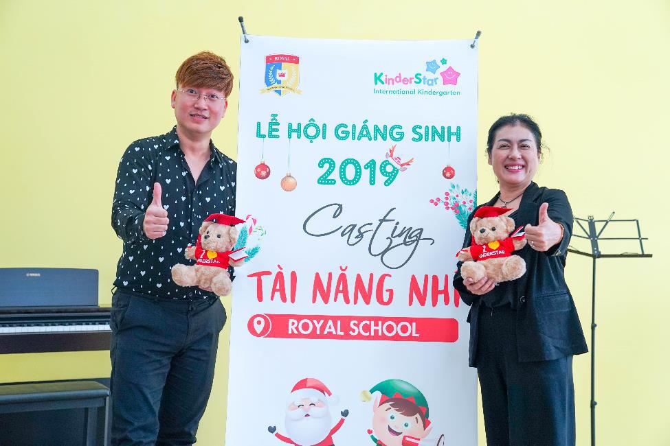 Học sinh Royal School rộn ràng chuẩn bị trước thềm Giáng sinh 2019 - Ảnh 3.