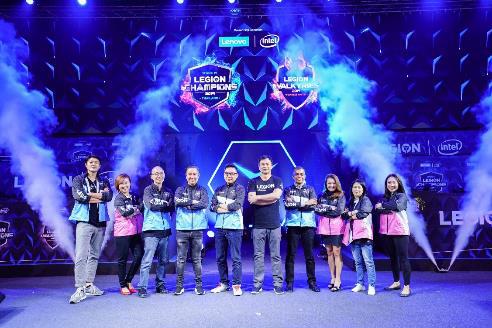 Các ngôi sao gaming tỏa sáng tại đấu trường khu vực Châu Á – Thái Bình Dương do Lenovo và Intel tổ chức - Ảnh 5.