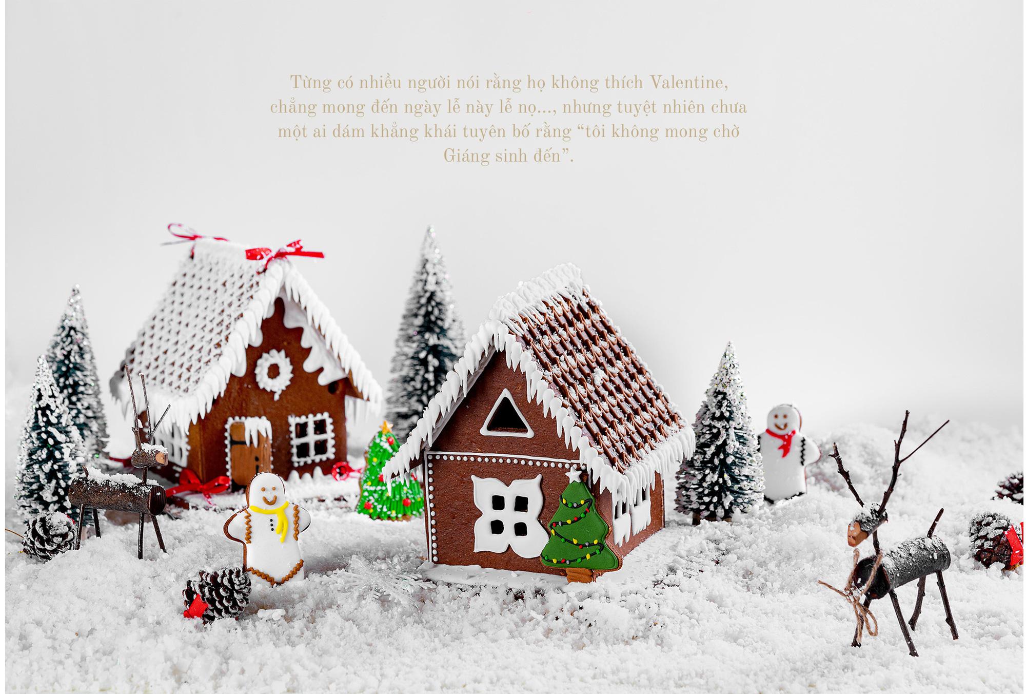 FESTIVE SEASON - Tận hưởng không gian Giáng sinh ấm cúng và an lành cùng Mai House Saigon - Ảnh 3.