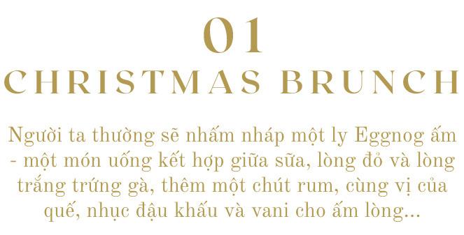 FESTIVE SEASON - Tận hưởng không gian Giáng sinh ấm cúng và an lành cùng Mai House Saigon - Ảnh 7.