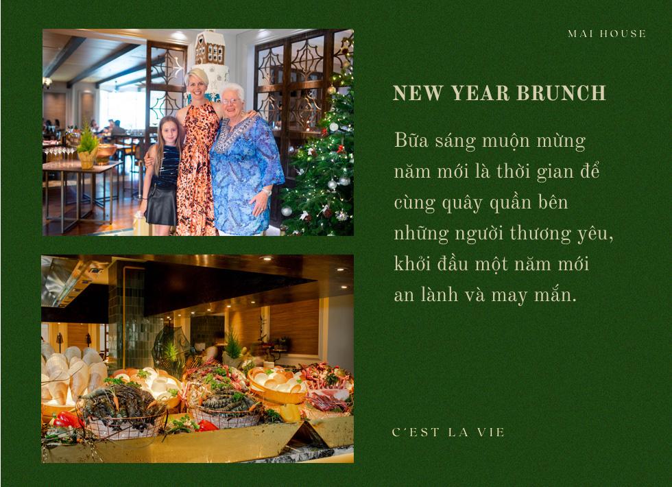 FESTIVE SEASON - Tận hưởng không gian Giáng sinh ấm cúng và an lành cùng Mai House Saigon - Ảnh 11.
