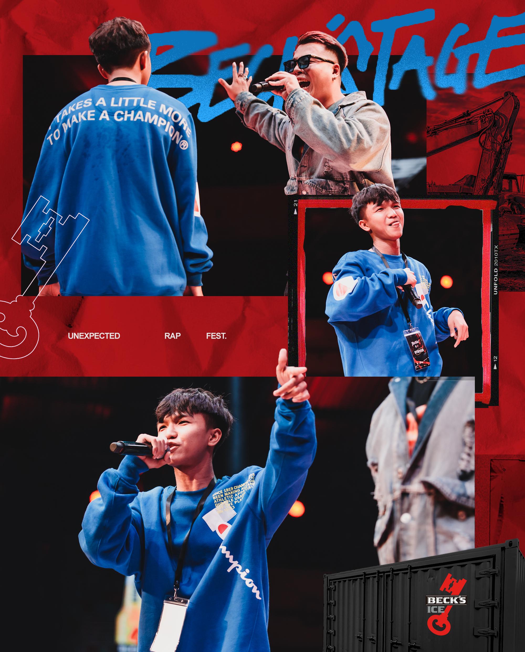 Ngôi vô địch BeckStage Battle Rap đã có chủ: Sóc Nâu và Phúc Du giành lấy ngôi vương đầy thuyết phục, một tương lai đầy hy vọng của rap Việt! - Ảnh 10.