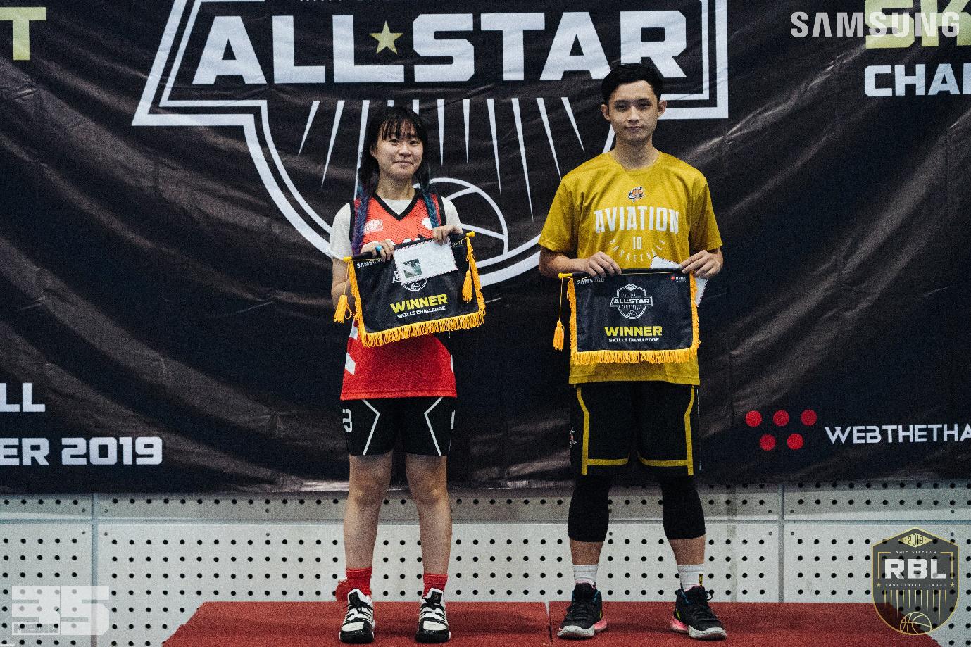 So tài nảy lửa tại RMIT Basketball League x Samsung All-Star 2019 với tinh thần Làm Điều Không Thể - Ảnh 2.