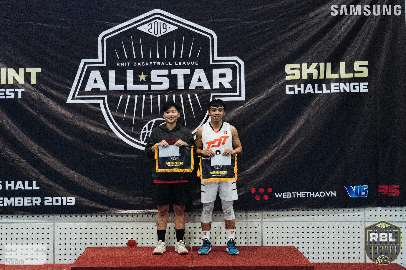 So tài nảy lửa tại RMIT Basketball League x Samsung All-Star 2019 với tinh thần Làm Điều Không Thể - Ảnh 3.
