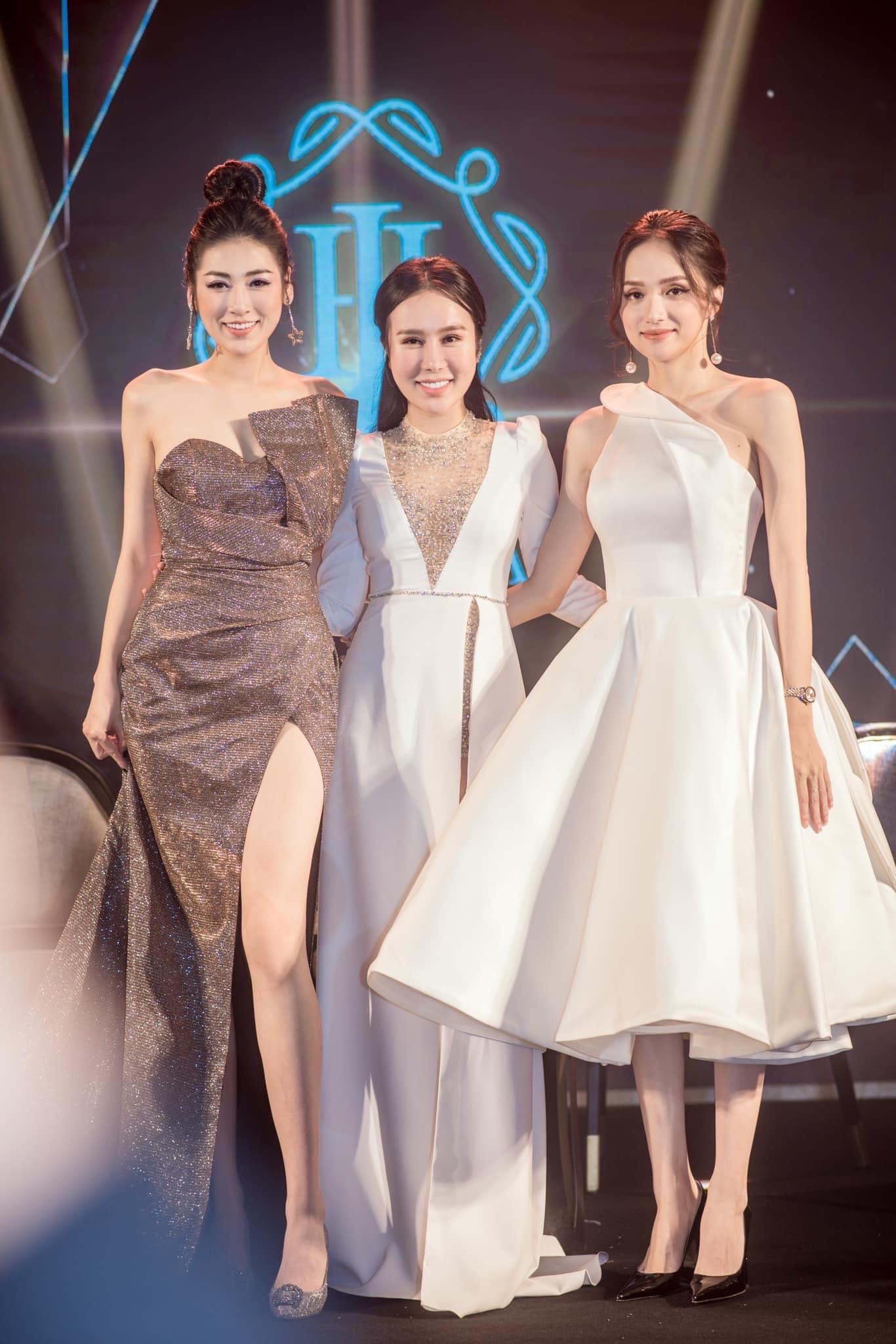 Lễ ra mắt cực đỉnh của mỹ phẩm Hemia: Quy tụ dàn sao khủng showbiz Việt - Ảnh 4.