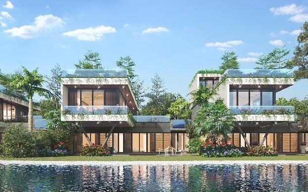 Thời điểm hấp dẫn để đầu tư biệt thự nghỉ dưỡng ven đô - Ảnh 1.