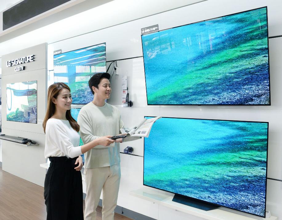 Thị trường TV OLED thu hút thêm nhiều tên tuổi đáng gờm - Ảnh 2.