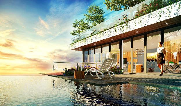 Thời điểm hấp dẫn để đầu tư biệt thự nghỉ dưỡng ven đô - Ảnh 2.