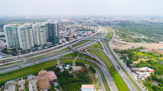 Xây cầu, làm đường, Nhơn Trạch đã sẵn sàng trở thành ngoại ô của TP.HCM - Ảnh 2.