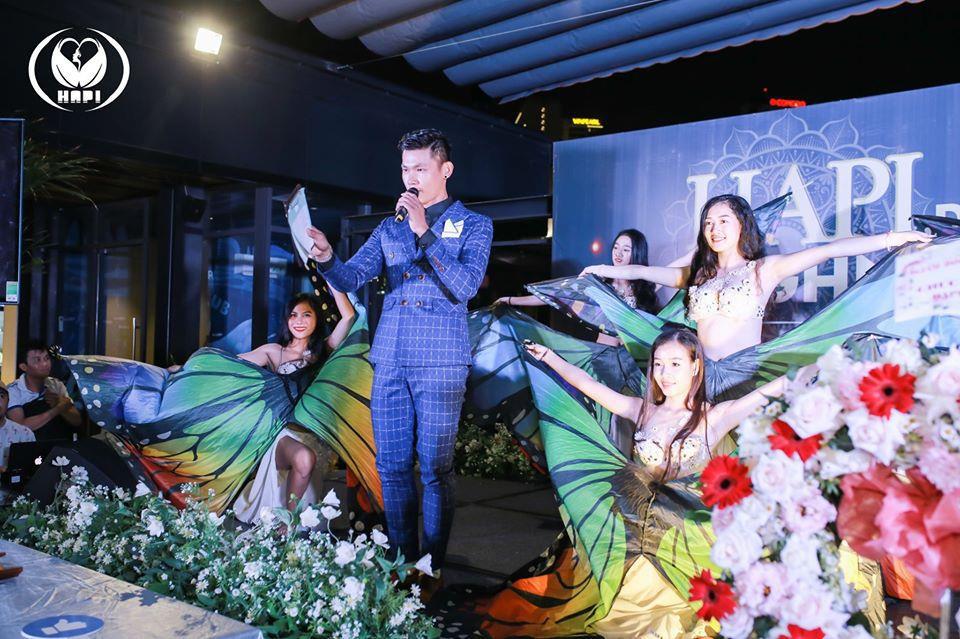 """Đêm tiệc ngàn sao """"Hapi Dream Night"""" tinh tế và sang trọng của công ty mỹ phẩm Hapi Group - Ảnh 5."""
